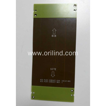 Multilayer flexible circuit board